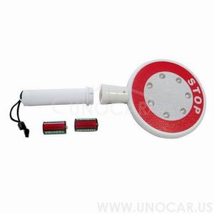 15100044 led traffic baton,stop sign,stop panel,stop baton,traffic baton - 副本